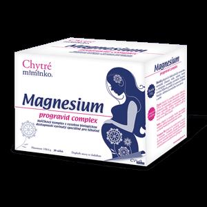 Chytré miminko Magnesium