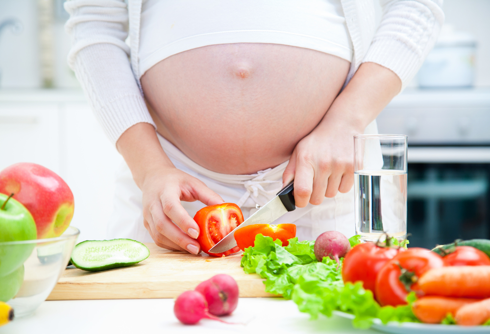 Výživa v těhotenství
